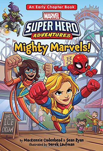 Marvel Super-Hero Adventures: Mighty Marvels