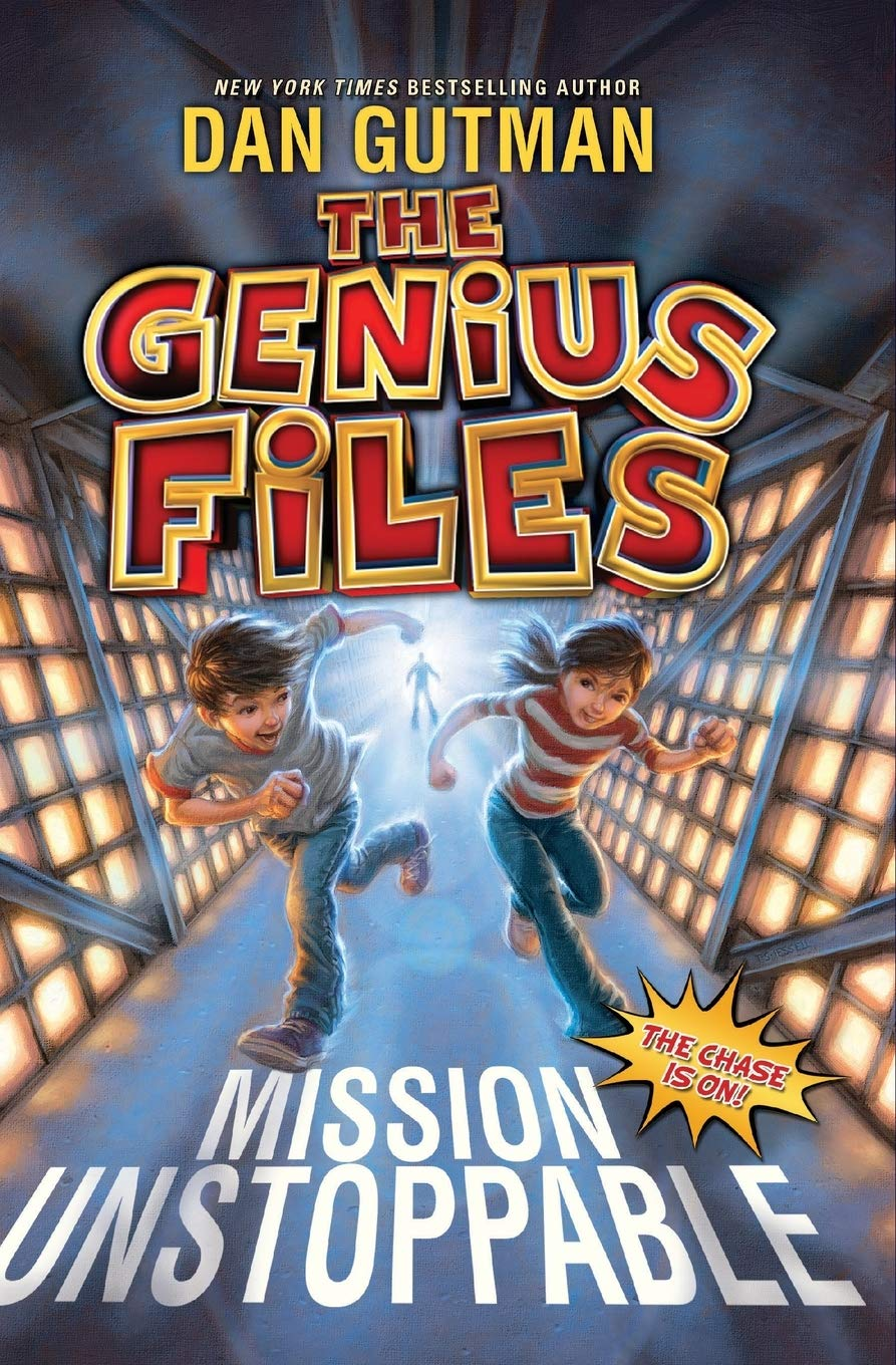 The Genius Files Series: Mission Unstoppable