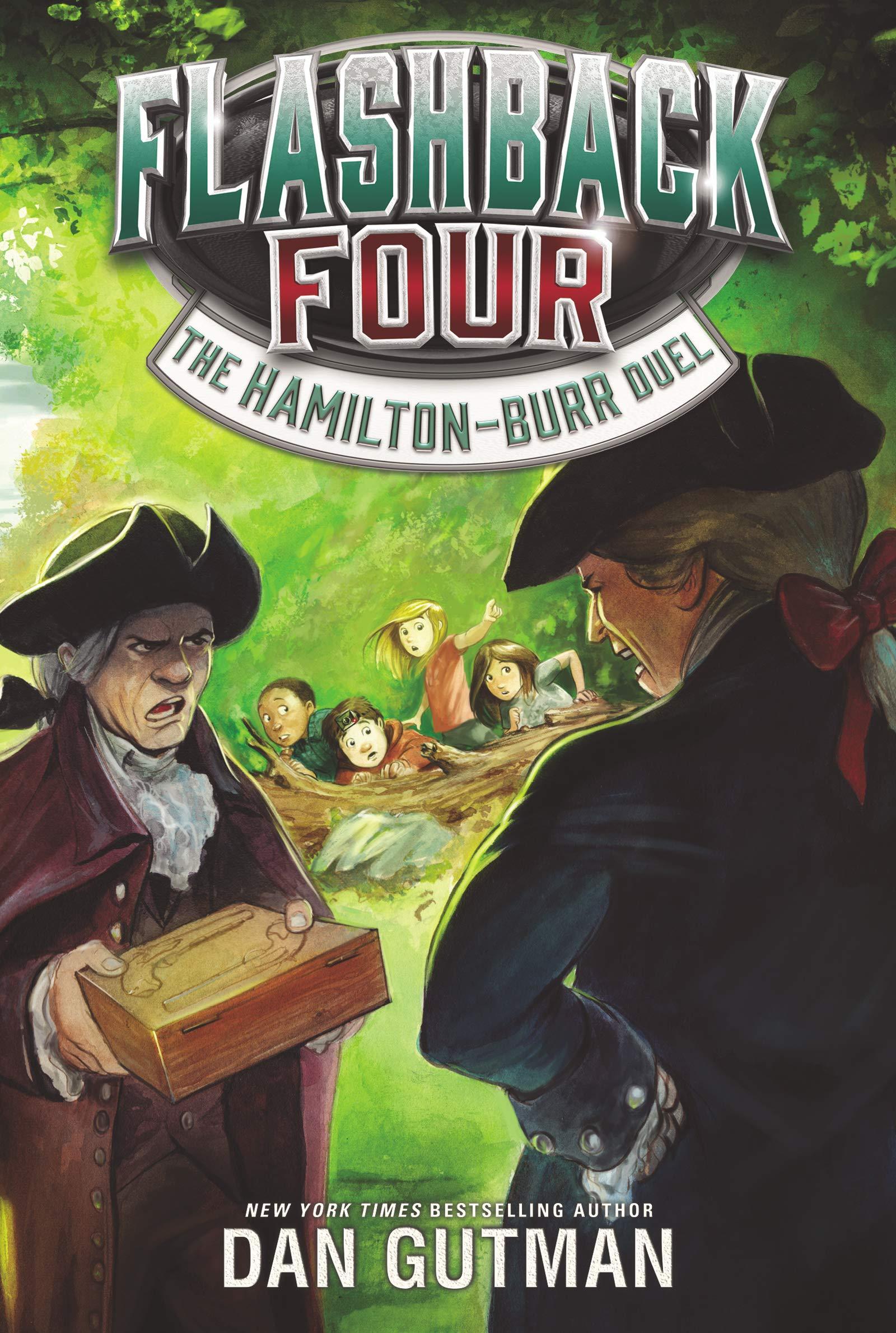 Flashback Four: The Hamilton-Burr Duel