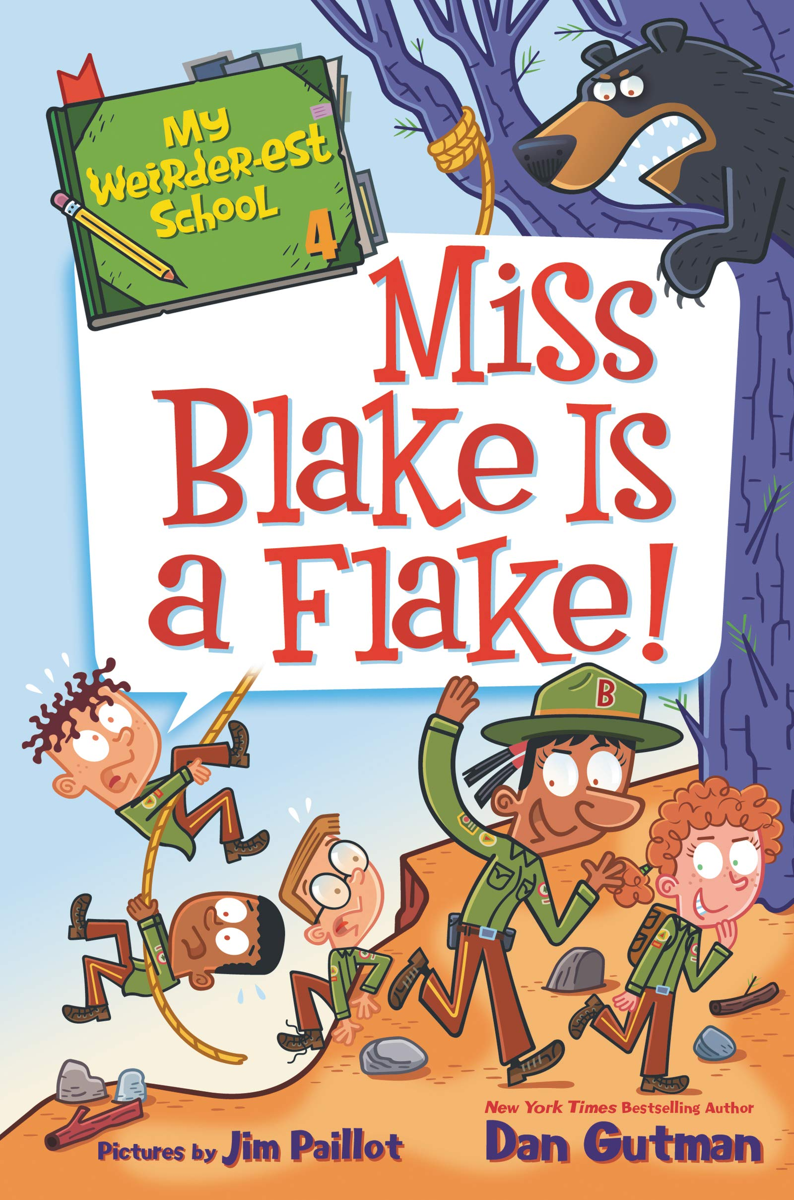My Weird School Series: Miss Blake Is a Flake!